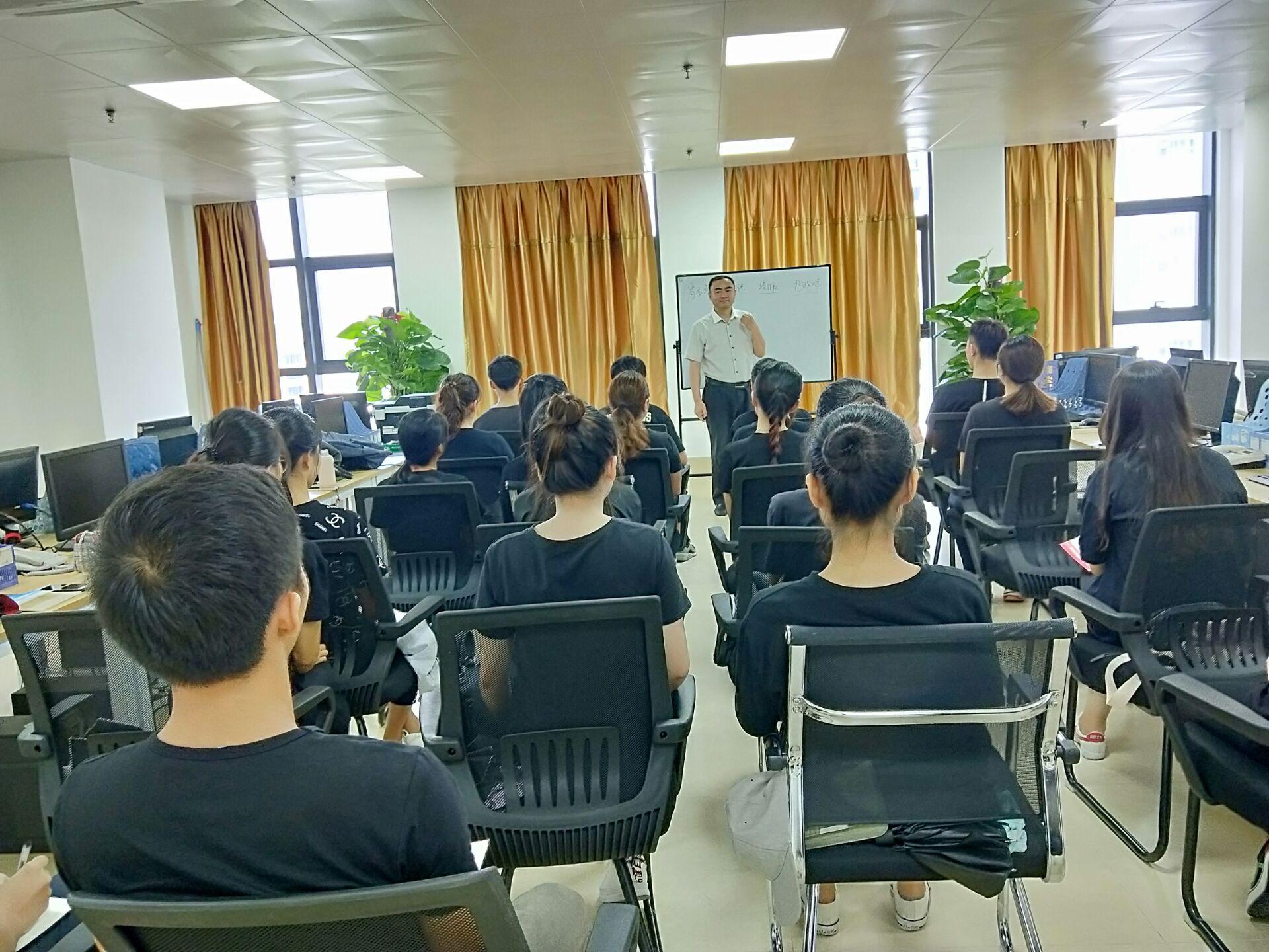 江苏中热机械设备有限公司宣讲会