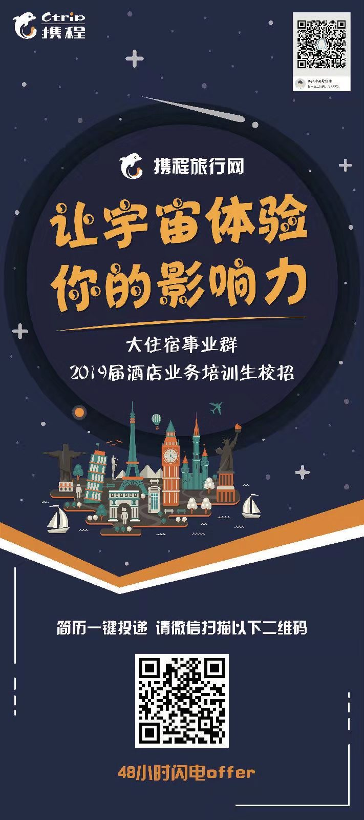 携程计算机技术(上海)有限公司三亚分公司宣讲会